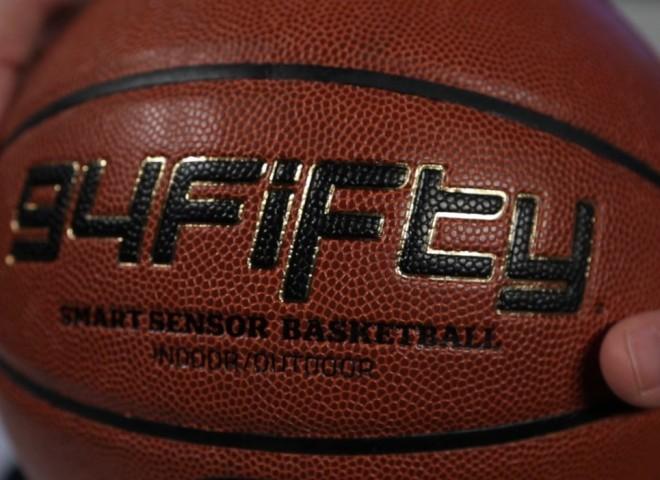 Studio shoot: Basketball demo